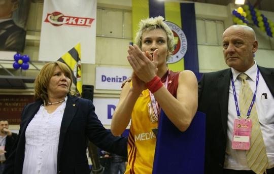 Işıl Alben: Şampiyonluğumuza izin verilmedi | Basket ...