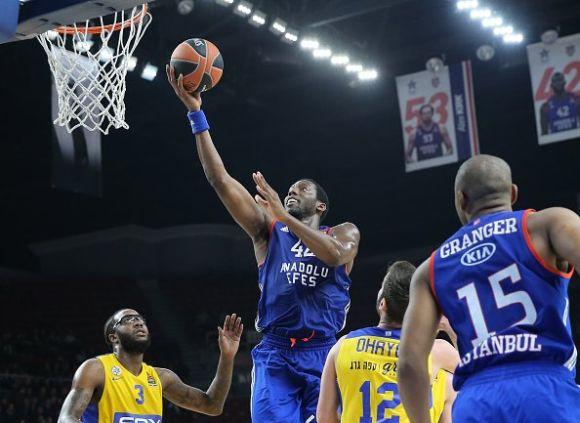 Dunston: Anadolu Efes'in hedefi her zaman kupadır   Basket Dergisi   Basketbol, Basketbol ...
