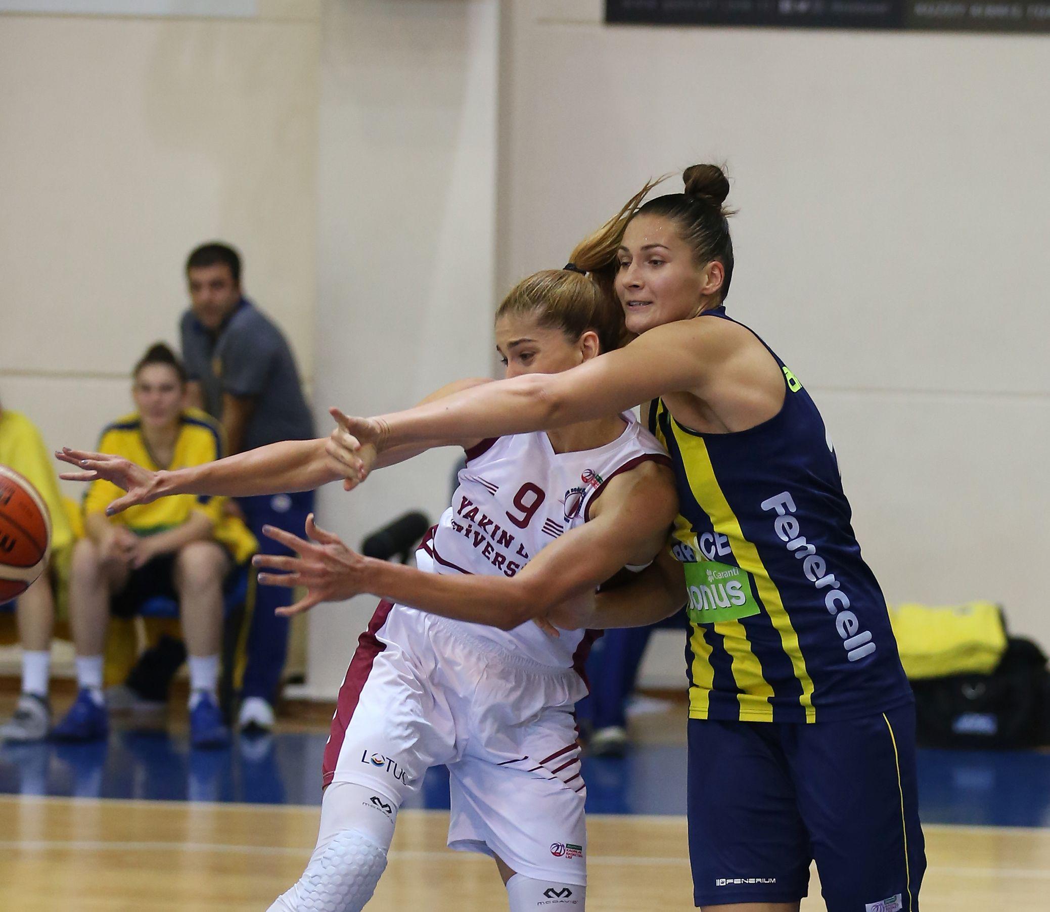 Yakın Doğu Üniversitesi-Fenerbahçe maçı saat kaçta, hangi kanalda?   Basket Dergisi   Basketbol ...