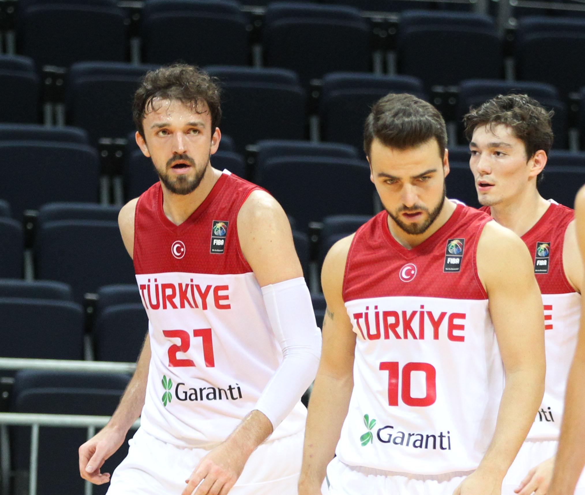 Turkiye Karadagi Maglup Etti Basket Dergisi Basketbol Basketbol Haberleri Basketbol Maci