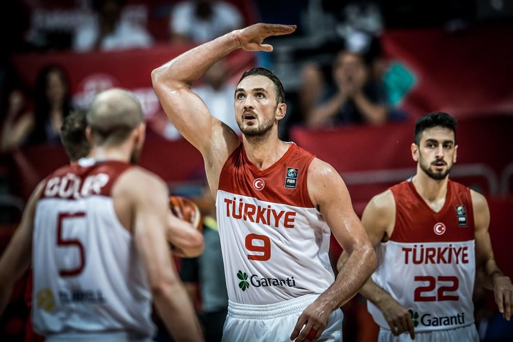 Semih Erden'in basketbol kariyeri