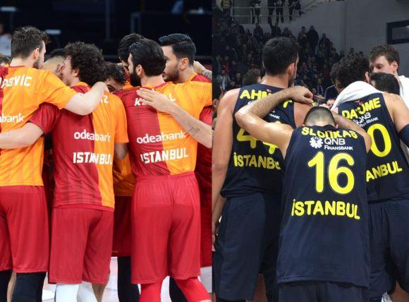 Galatasaray Fenerbahce Beko Derbisi Hangi Gun Saat Kacta